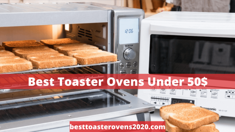 best toaster ovens under 50$