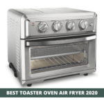 BEST TOASTER OVEN AIR FRYER 2020