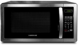Faberware FMO 11ah TBKB 1.1 Cu.Ft. Counter Top Microwave Oven