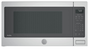 GE PES 7227 SLSS Microwave Oven