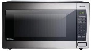 Panasonic NN-SN 966s Cu. Ft. 1250 W Genius Sensor Microwave
