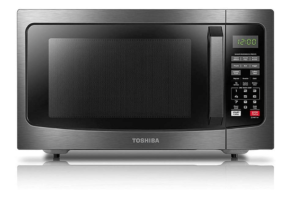 Toshiba EM131A5C –BS 12 Cu. Ft. Microwave Oven