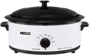 Nesco 4816-14 Porcelain Roaster Oven