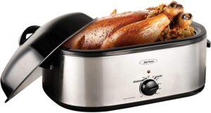 Sunvivi 18 Quart Electric Roaster Oven