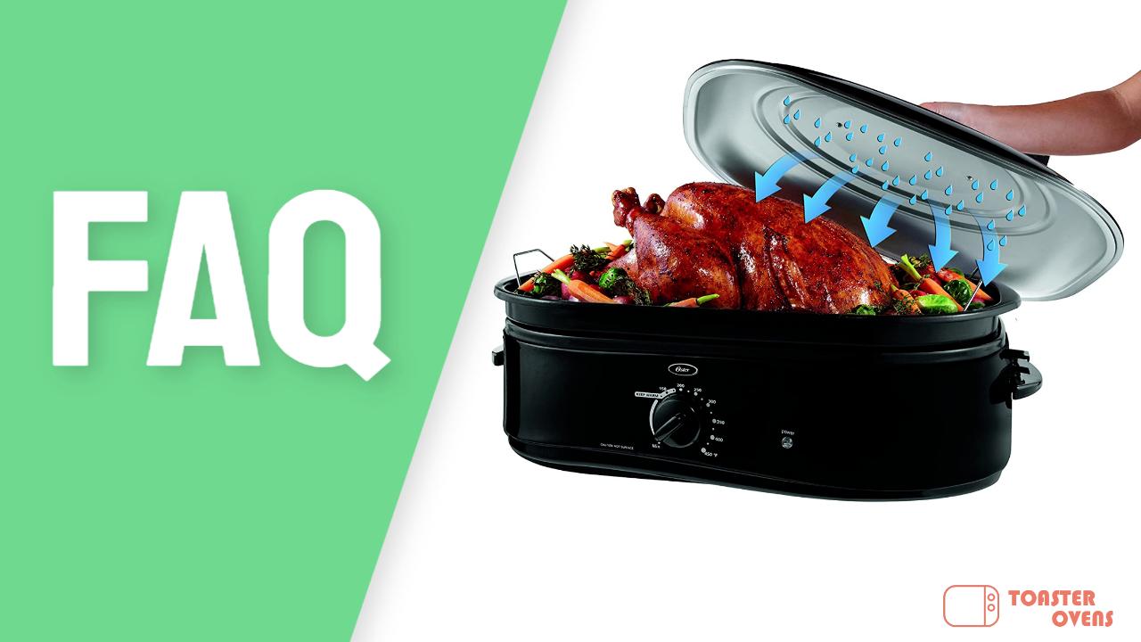 electric roasters faq